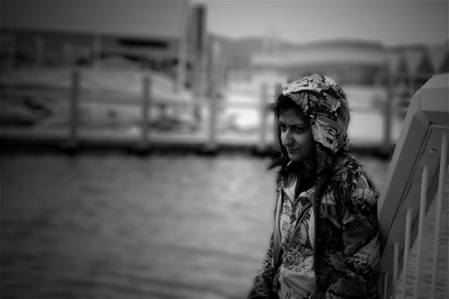 Arabic Girl in USA, 2009