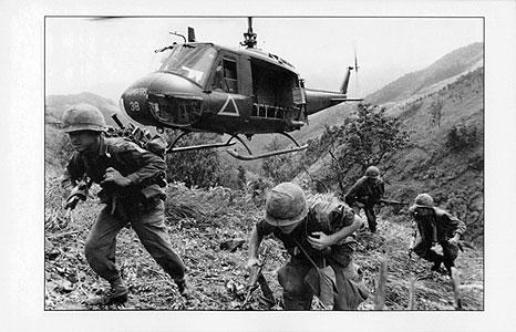 Высадка американского десанта во Вьетнаме