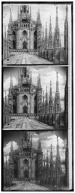 Элементы собора в Милане, Сергей Михайлович Проскудин-Горский